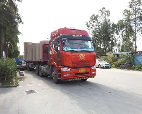 广东纸品运输